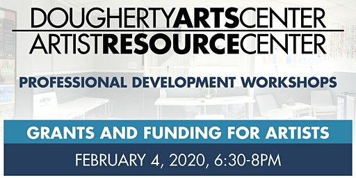 Grants And Funding For Artists - Artist Resource Center