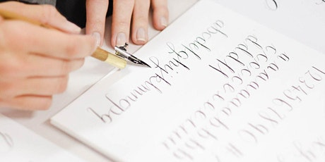 Intro to Modern Calligraphy with Angi of Angelique Ink tickets