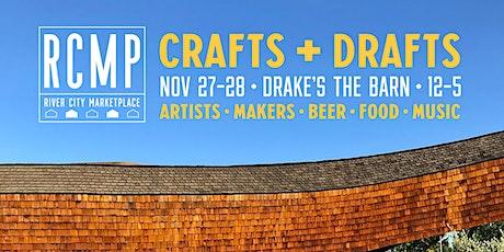 Crafts & Drafts tickets