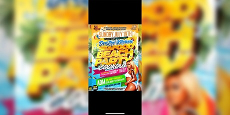 Dre Zee Kitchen SeaFood Beach Party Cookout tickets