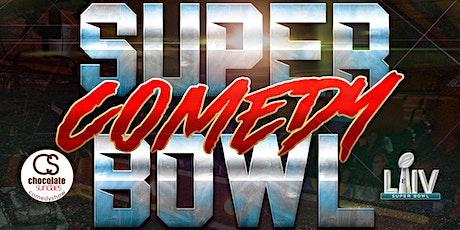 Super (Comedy) Bowl tickets