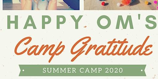 Summer Camp Gratitude