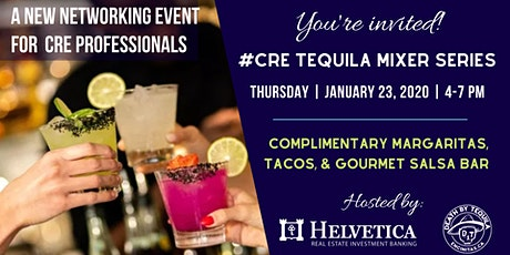 Tequila Mixer hosted by Helvetica - C3Bank - Cooper Capital tickets