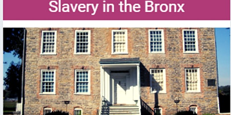 Slavery in the Bronx tickets