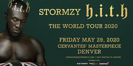 Stormzy - Heavy Is The Head (The World Tour) w/ Special Guests