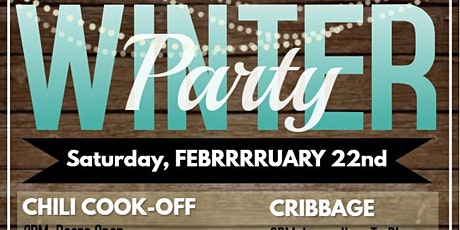WINTER PARTY AND CHILI COOK OFF tickets