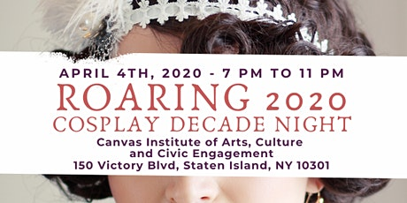 Roaring 2020s - Cosplay Decade Night tickets
