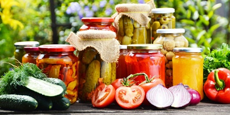 Introduction to Fermented Foods tickets