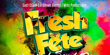 Fresh Fete Happy Hour tickets