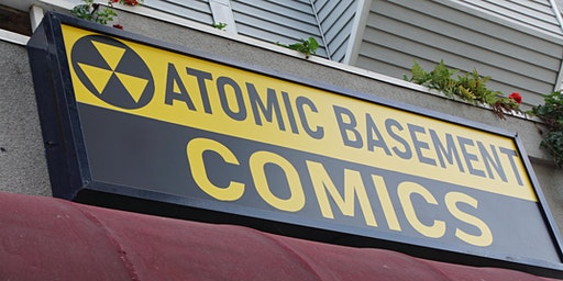 Explore Comic Book Making with Atomic Basement