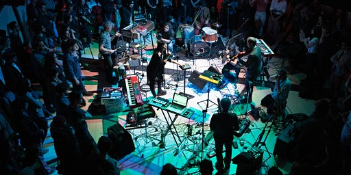 SOLD OUT • EXO-TECH | New York large ensemble collective