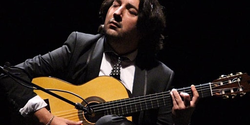 Bay Area Flamenco presents Antonio Rey, flamenco guitar direct from Spain