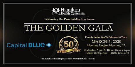 Hamilton Health Center 50th Anniversary tickets