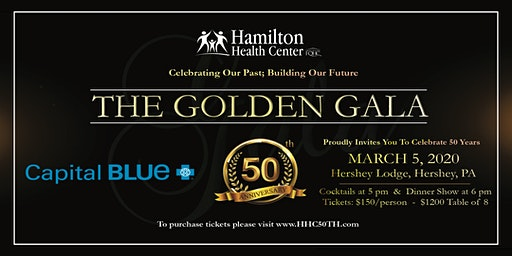 Hamilton Health Center 50th Anniversary