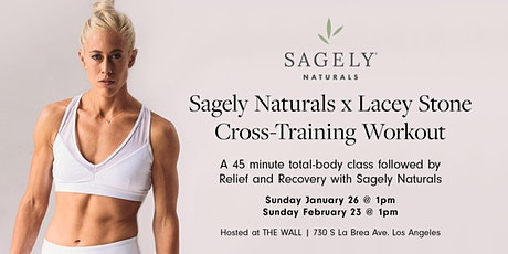 Sagely Naturals x Lacey Stone Cross-Training Event tickets
