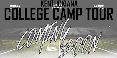 2020 Kentuckiana College Camp Tour tickets