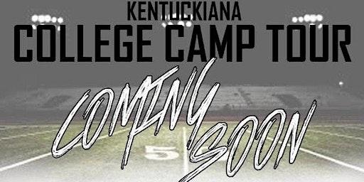 2020 Kentuckiana College Camp Tour