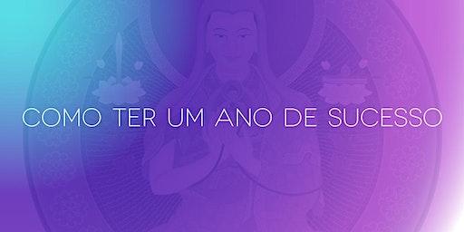 Como ter um ano de sucesso - São José dos Campos