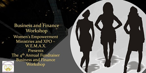 4th Annual Women's Empowerment Ministries and XPO - Fundraiser