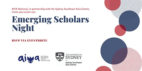 Emerging Scholars Night tickets