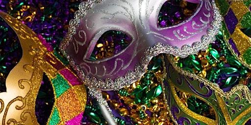Mardi Gras Paint & Sip