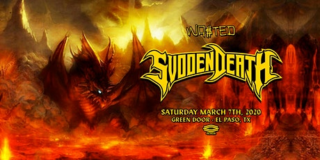 Wasted Presents: Svdden Death tickets