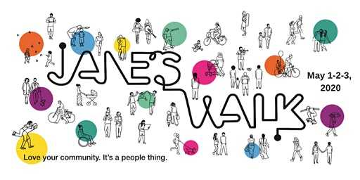 """Leading a Jane's Walk in Calgary - A """"How To"""" Workshop 2020"""