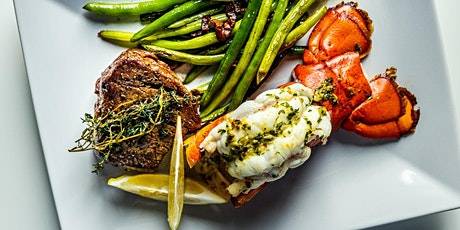 "Chef's Dinner Series Presents...""National Surf 'n Turf Day"" tickets"