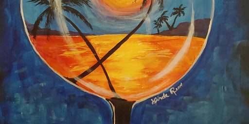 Paint & Sip - I'll Drink to That!