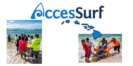 SM&SP Accessurf Volunteer Opportunity