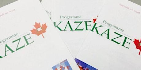 Session Kaze : Programme de suivi pour les nouveaux arrivants burundais tickets