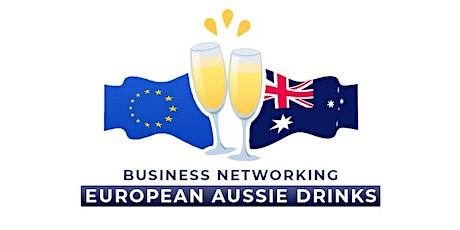 European Aussie Drinks - Special Francophonie - Thursday 26 March 2020 tickets