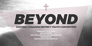 Youth Convention 2020: BEYOND