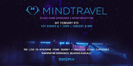 MindTravel Immersive Headphone 'Silent' Piano Journey tickets