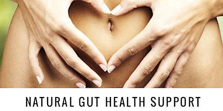 Natural Gut Health Support tickets