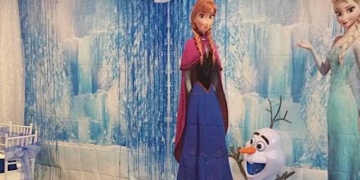 Frozen  Fun time