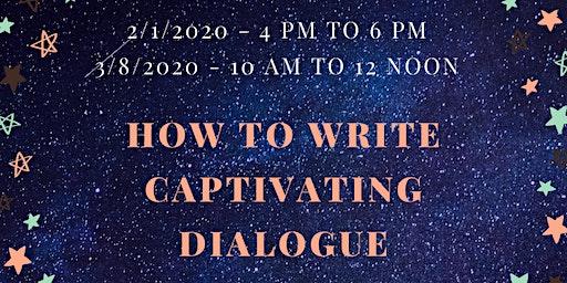 How to Write Captivating Dialogue