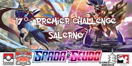 17° Premier Challenge Salerno - Gennaio biglietti