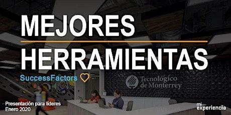 Mejores Herramientas - Sesión Informativa - Propósito boletos