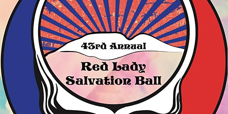 The 43rd Annual Red Lady Ball w/ Easy Jim tickets