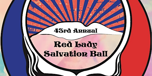 The 43rd Annual Red Lady Ball w/ Easy Jim