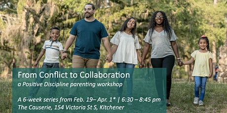 Positive Discipline Parenting Workshop tickets