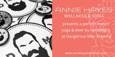 Candlelight Yoga + Beer = A Perfect Match tickets