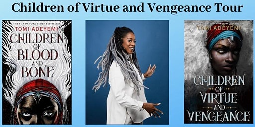 Tomi Adeyemi's Children of Virtue and Vengeance Tour: Chicago