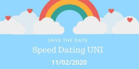 Speed Dating UNI tickets