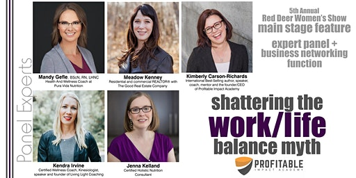 Shattering the Work/Life Balance Myth