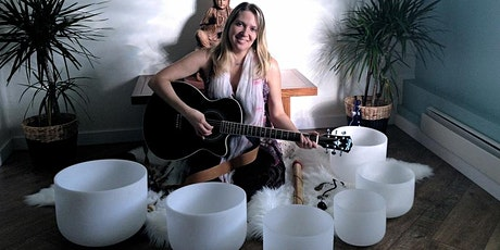 Crystal Calm Sound Healing Journey with Theda Phoenix tickets