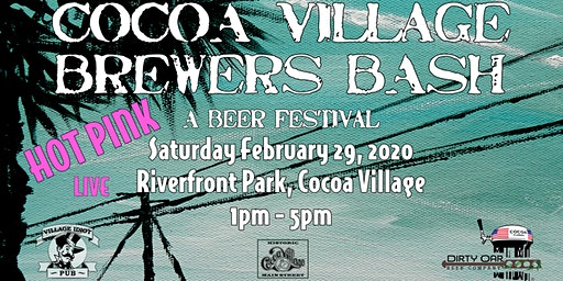Cocoa Village Brewer's Bash