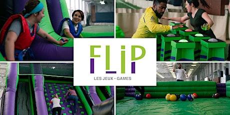 Événement Flip! tickets