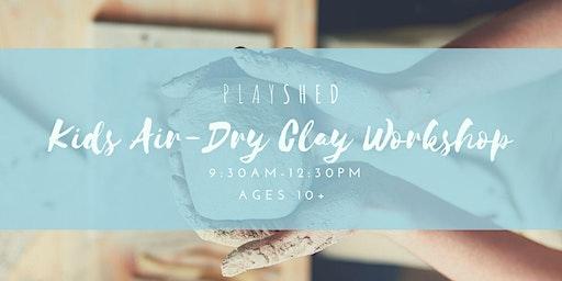Kids Clay Workshop